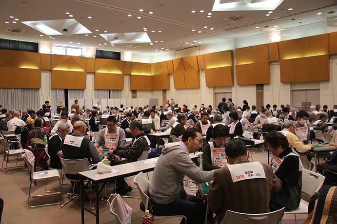 「文部科学大臣賞 全日本健康麻将選手権」が開催、女子高生雀士が選手宣誓!