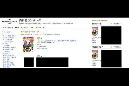 夜桜たまさんによる麻雀入門マンガが発表から3日間「本」部門でAMAZON売れ筋ランキング1位をキープ!