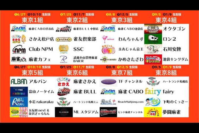 【7/25(木) 11:00】夕刊フジ杯争奪 麻雀女流リーグ2020[東日本リーグ 予選 第2節]