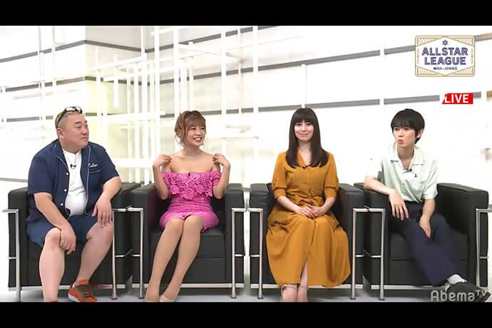 百合沙さんが全連対でトータル2位に 本郷奏多さんが見事な逆転手を披露 7月12日対局のメンバーも発表 / ALL STAR League 7月11日対局
