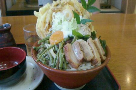 全国デカ盛りの旅3周目 第31回:長野県
