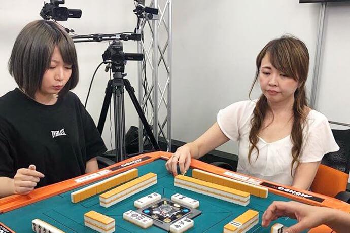配信卓の東京3組は麻雀CABO池袋店、東京7組は麻雀CABOが首位に 夕刊フジ杯争奪 麻雀女流リーグ2020 東日本リーグ 第3節 結果