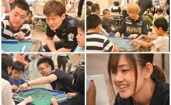 渋谷ABEMASの麻雀教室!中高大生が一斉に戦う麻雀大会!SMA麻雀フェス2019レポート