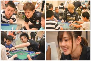 【Mリーグ】チーム雷電第2回ファンミーティングが9月13日に開催!チケット販売は9月7日まで
