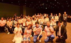 新チームの門出を祝してファンが集結!KADOKAWAサクラナイツ壮行会に密着!