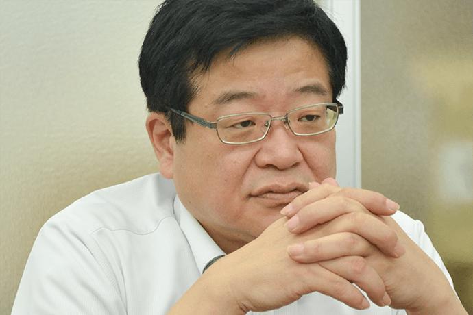 日本プロ麻雀協会代表・五十嵐毅 「団体のカラーは、周りが判断してくれるもの」