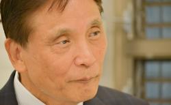 日本プロ麻雀連盟会長・森山茂和 「麻雀のさらなる高みを目指して」