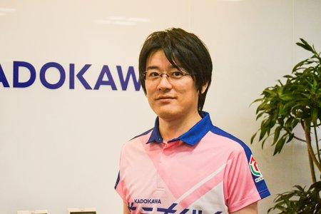 「サクラナイツファンの方を一人でも多く増やす取り組みをします」KADOKAWAサクラナイツ 内川幸太郎インタビュー