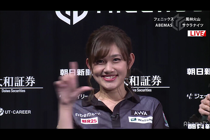 【10/18 Mリーグ 結果】渋谷ABEMASが日向藍子、多井隆晴の連勝で首位に浮上!