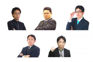 「雀シティ」11月の参戦プロは 宮崎 楢原 市井 荒岩 藤井