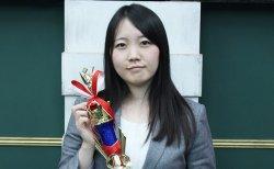 松井夢実が新人王戴冠! 連勝で初のコールドゲーム制が施行/第44期最高位戦新人王戦