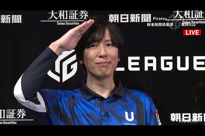 【12/17 Mリーグ 結果】Piratesが小林、朝倉の連勝で5位にジャンプアップ!
