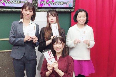 白田みおが2度目のティアラ戴冠!/RMUティアラ・クライマックスリーグ
