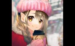 楠栞桜さんが麻雀最強戦2020公式アンバサダーに就任!