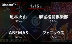 勝又 VS 寿人 VS 多井 VS 魚谷 終盤戦に向けて大事な1戦!【Mリーグ 1/16 第1試合メンバー】
