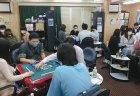 協会の青山とうやが首位に浮上!/ 第4期麻雀の頂朱雀リーグ 第5節結果