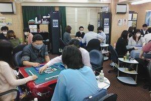 RMUの三橋ひさとが首位に浮上!/ 第4期麻雀の頂朱雀リーグ 第3節結果