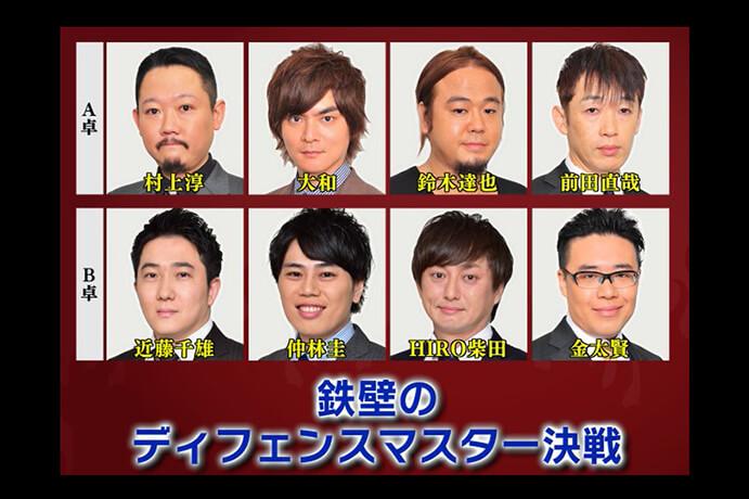 【7/26(日)15:00】麻雀最強戦2020 鉄壁のディフェンスマスター決戦