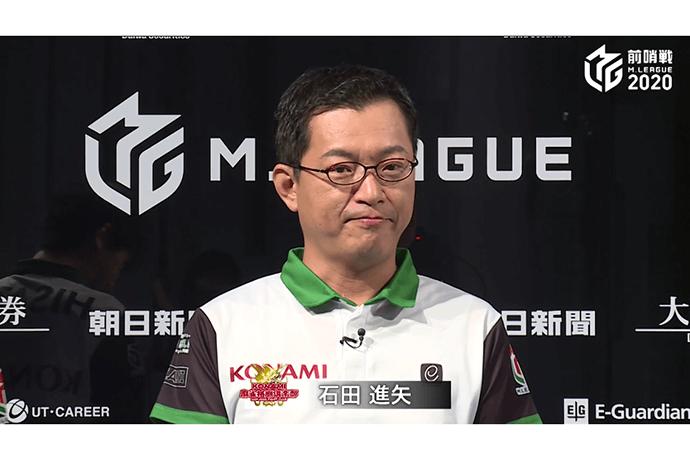 KONAMI麻雀格闘倶楽部マネージャー 石田進矢「チームスローガンは自然体」