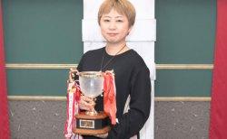 初の地方所属選手の戴冠!北海道本部の伊藤奏子が女流最高位に/第20期女流最高位決定戦