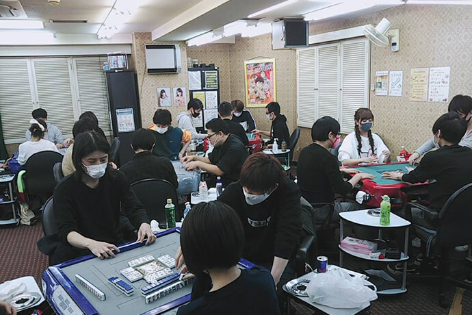 RMUの三橋ひさとが首位に浮上!/ 第4期麻雀の頂朱雀リーグ 第7節結果