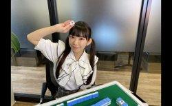 元最強戦アシスタントでタレント、グラビアアイドルの長澤茉里奈さんが日本プロ麻雀協会のプロ試験に合格!