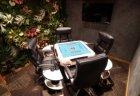 通常の麻雀店の【10倍】の内装費をかけた「麻雀ベルバード新橋店」がセット専用フロアをオープン!完全個室、バースペースありの豪華な内装に!