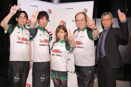【Mリーグ】KONAMI麻雀格闘倶楽部インタビュー「チーム戦はチーム力が大切。来季はレギュラーシーズン、チームで500ポイントを目指す」
