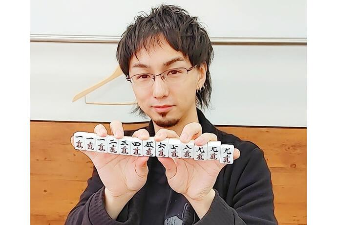 宮崎和樹-第30期王位を最年少で獲得した期待のAリーガー雀士