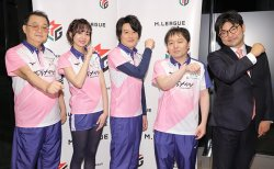 KADOKAWAサクラナイツ | 個性的な選手がそろい踏み!マエストロ、役満ボディー、小さな天才と、マムシ!?