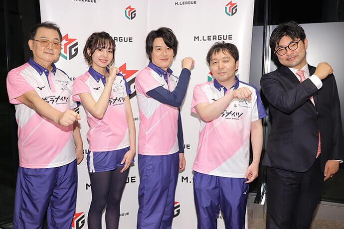 KADOKAWAサクラナイツ   個性的な選手がそろい踏み!マエストロ、役満ボディー、小さな天才と、マムシ!?
