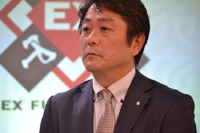 EX風林火山監督・藤沢晴信監督の素顔   並々ならぬ勝利への気迫