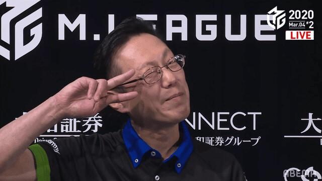 近藤誠一の劇的な一発ツモ倍満で苦しむチームを救う!-Mリーグ2020 レギュラー85日目第2試合