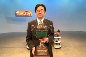 藤崎智が決勝戦連勝で初のモンド名人位に!モンド王座は9月21日に開幕、藤崎は初の王座獲得に挑む!/ 第15回モンド名人戦