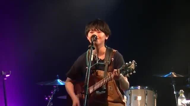 阿部桃子「パレード」Live@渋谷Guilty