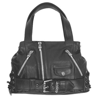 クロムハーツ JJディーンバッグ LプレインCH Plain JJDean Bag