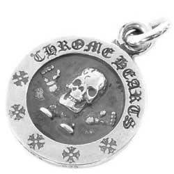 クロムハーツ メダル フォティ ペンダントトップ 画像