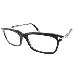 クロムハーツ 和真新宿本館メガネ記録控え付属(原本無) FUN HATCH-A アイウェア 眼鏡 ブラック系 54□18-148 画像