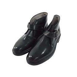 クロムハーツ ×Alden オールデン ガンスリンガー ベルト チャッカ ブーツ 画像