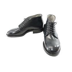 クロムハーツ ×Alden オールデン 86452 コードバン 6アイレット チャッカ ブーツ 画像