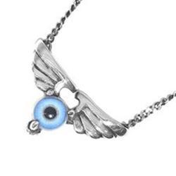 クレイジーピッグ Winged Ball Eye ウィングドボールアイ ネックレス 画像