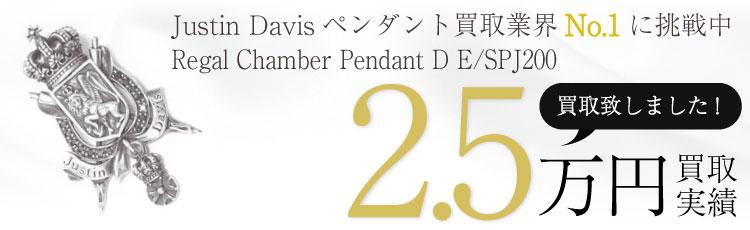 Regal Chamber Pendant D E/SPJ200ペンダントトップ 2.5万買取 / 状態ランク:B 中古品-可