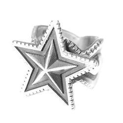 コディサンダーソン ミディアムスターリング ピンキーサイズ 画像
