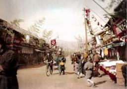 約100年前の神戸居留地1