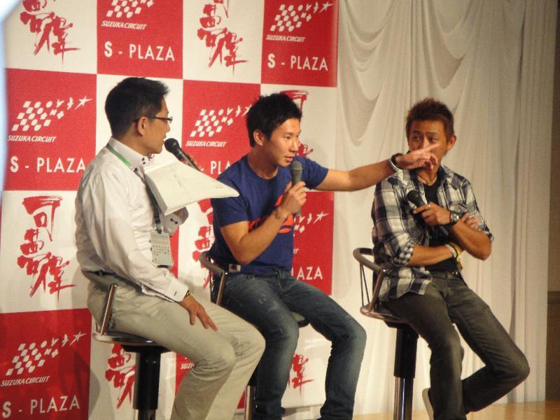 2011小林可夢偉トークショー