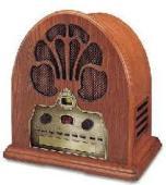 真空管ラジオ(昭和レトロ)