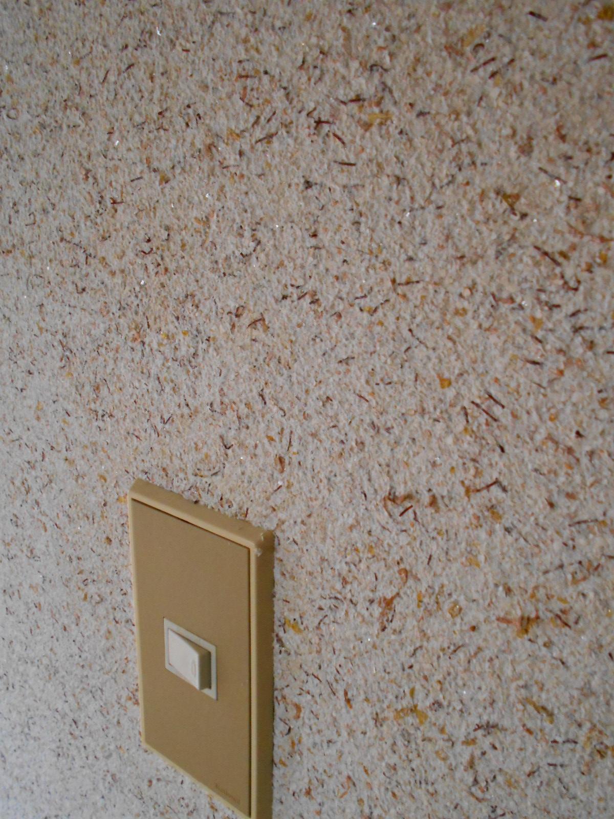 和室の繊維壁をクロス仕上げに変更しました