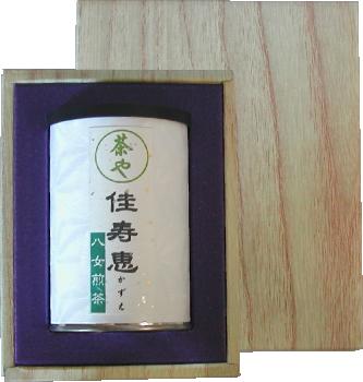 八女煎茶(佳寿恵)1本DX箱
