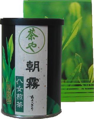 八女煎茶缶詰1本カートン