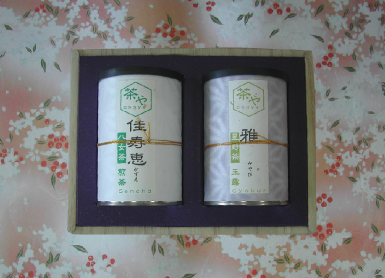 玉露・煎茶セット